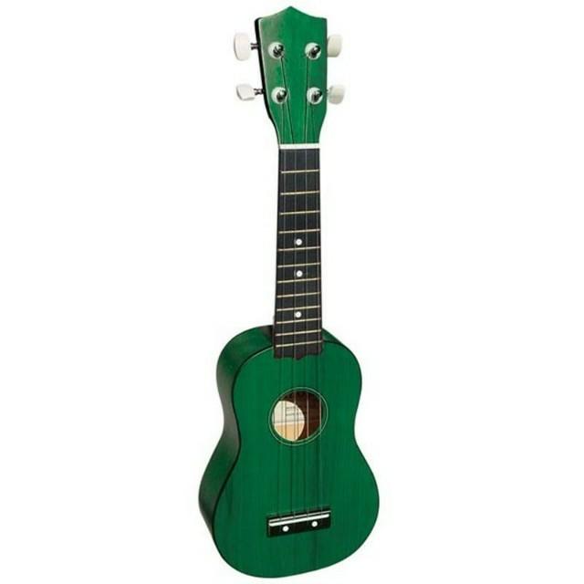 New ukulele! Monterey MU-175 Soprano