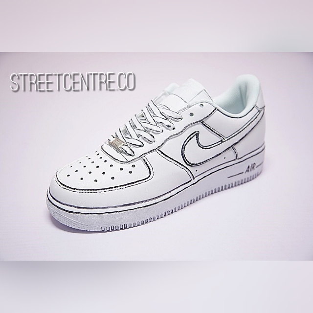Custom Made To Order Air Force One Low