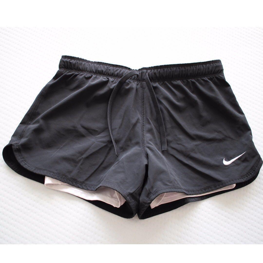Nike Dri-fit active wear shorts, medium size.