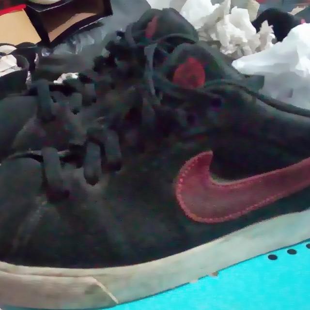 Nike休閒運動球鞋,US9.5號,200元。