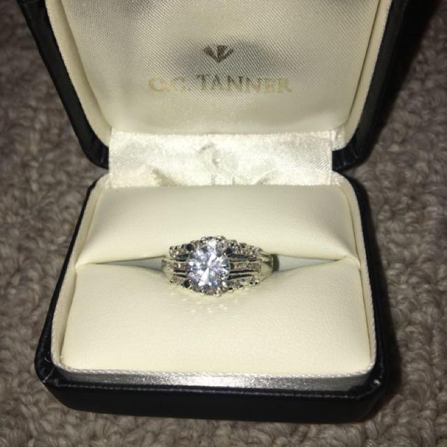 O.C Tanner Ring