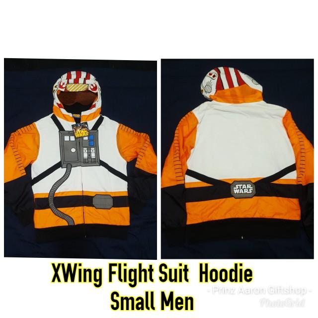 Official Licensed Star Wars Xwing Flight Suit Hoodie
