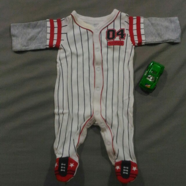 Just One You by Carter's Bodysuit for Baby Boy Newborn
