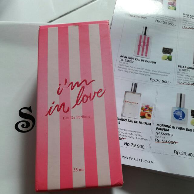 Parfum Sophie(im In Love Eau De Parfum)