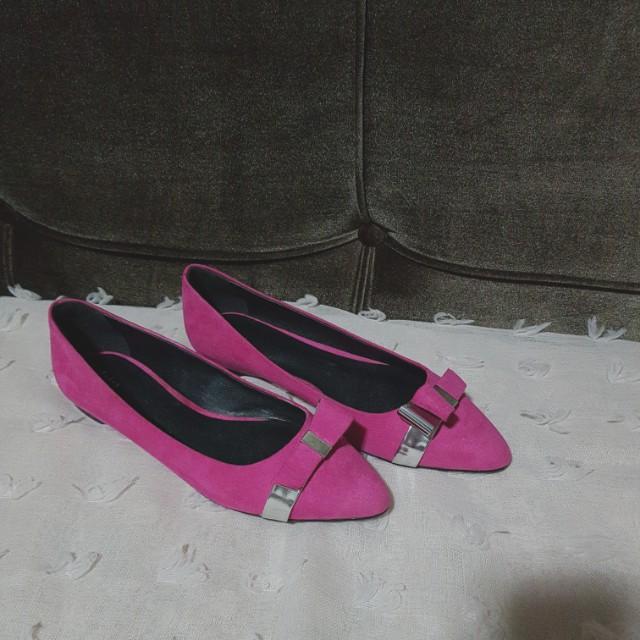 Pedro flat shoes fuschia