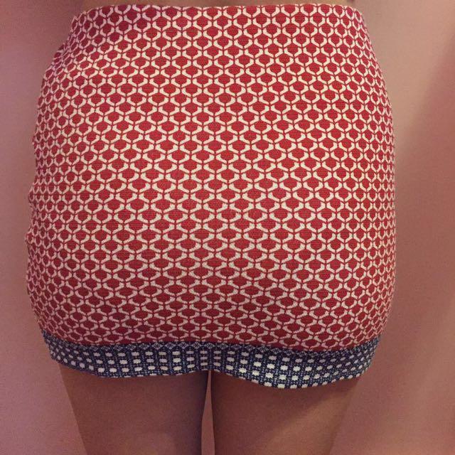 (PENDING) ZARA mini skirt