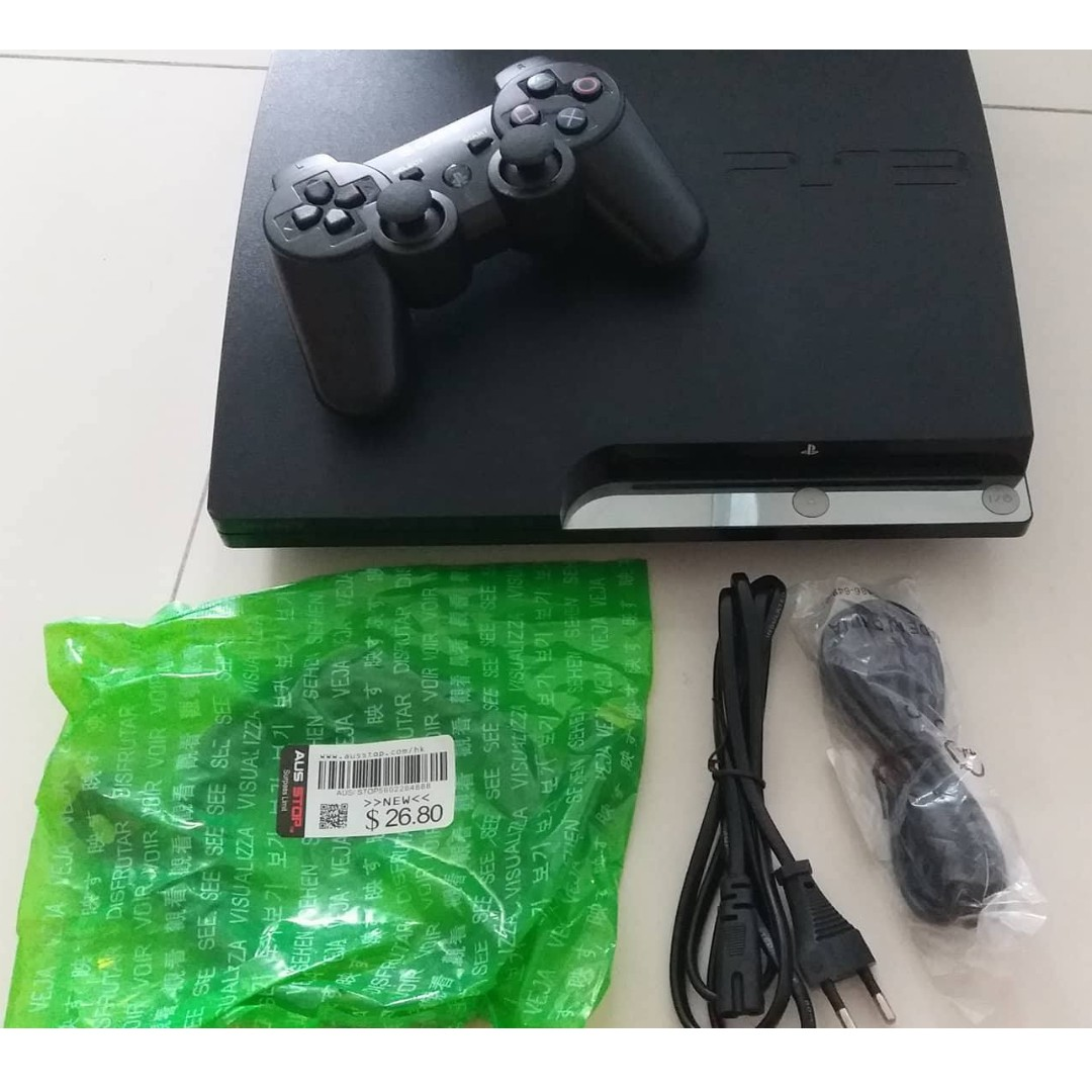 PlayStation 3 250gb JAILBREAK PS3
