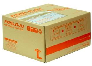 Poslaju Prepaid Box 3 Size_With Consignment Note