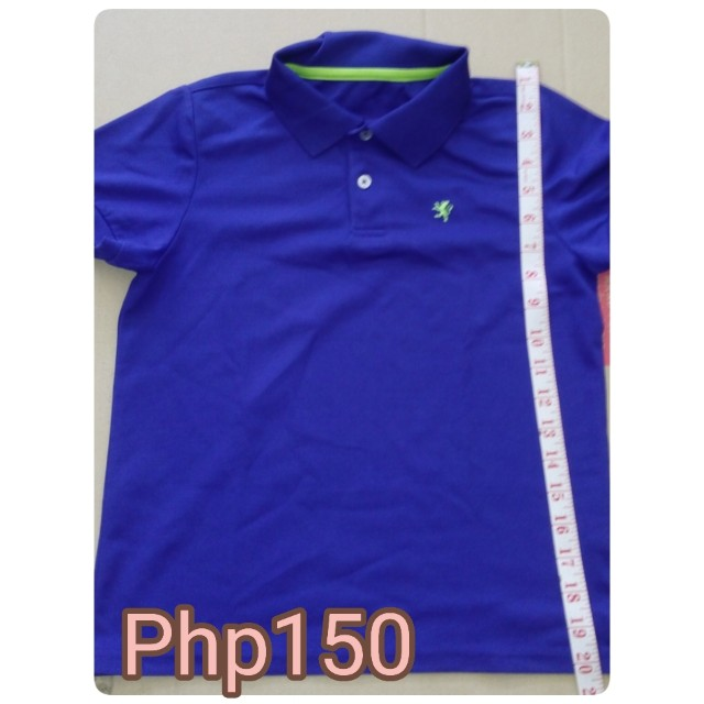 Royal Blue Polo shirt Free shipping within MM