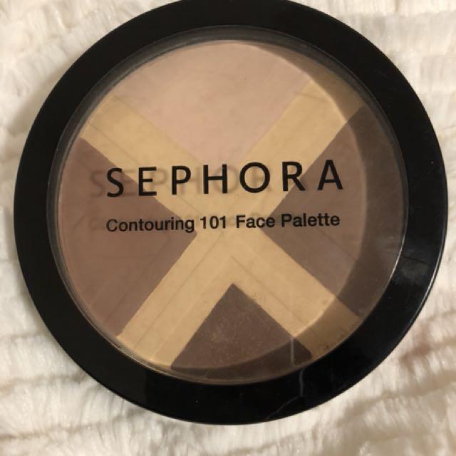 Sephora Contour Palette