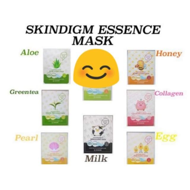 Skindigm Whitening Mask