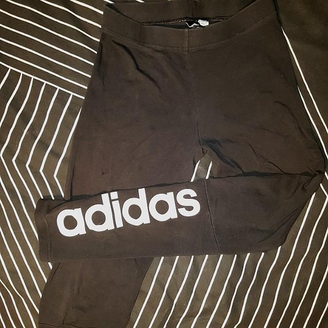 Small Adidas leggings