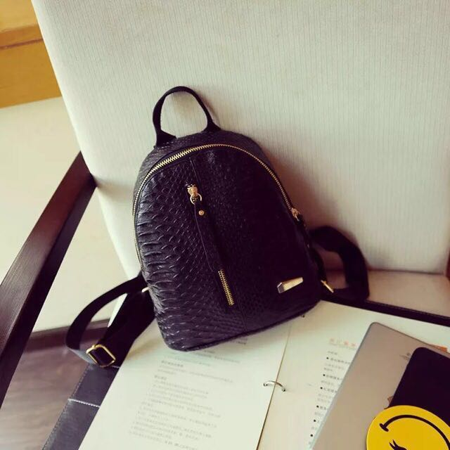Small Size Backpack for Pre-Order