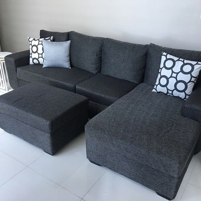 sofa set with uratex foam re arrangeable home furniture on rh ph carousell com uratex sofa furniture uratex sofa set price list 2017