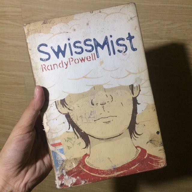 Swiss Mist by Randy Powell (Hardbound)