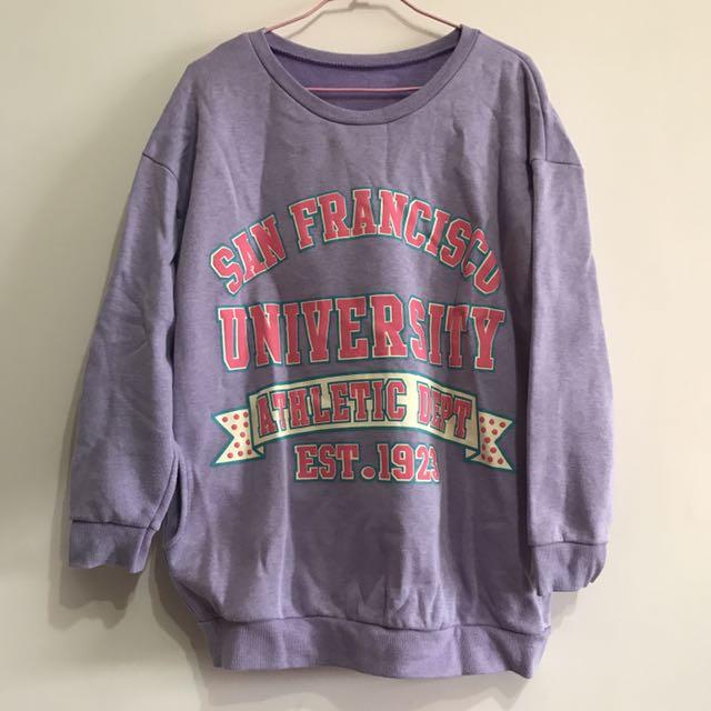 大學T 衛衣
