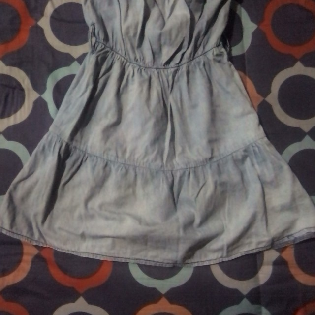 Terranova denim dress