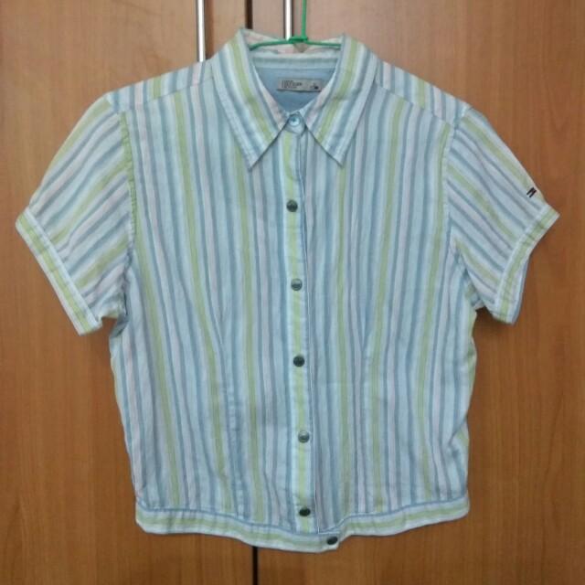 TOMMY HILFIGER DENIM 襯衫 t-shirt