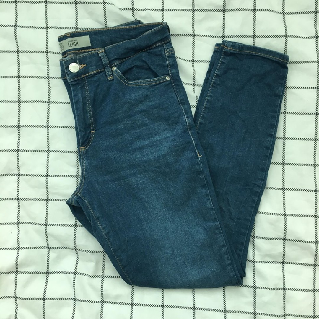 Topshop Leigh jeans (W28L30)