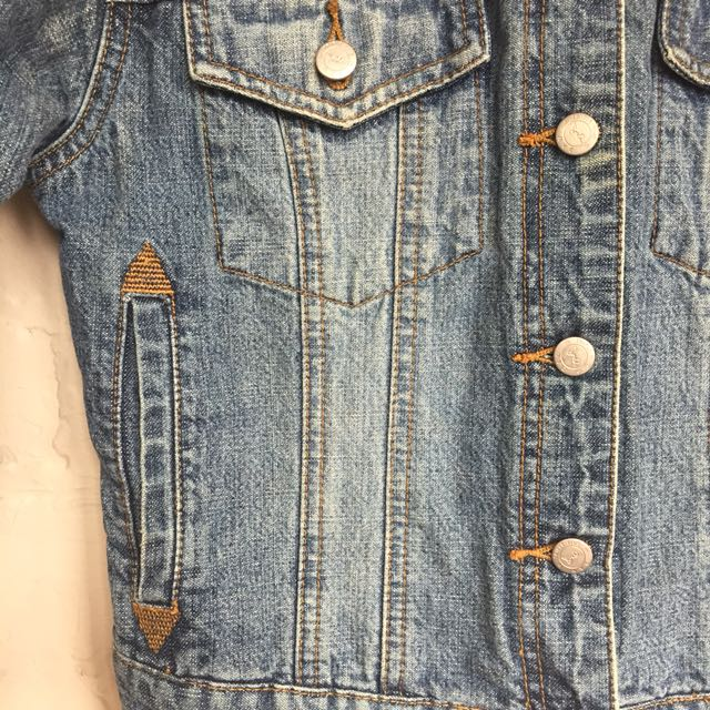 Triple 5 Soul denim jacket
