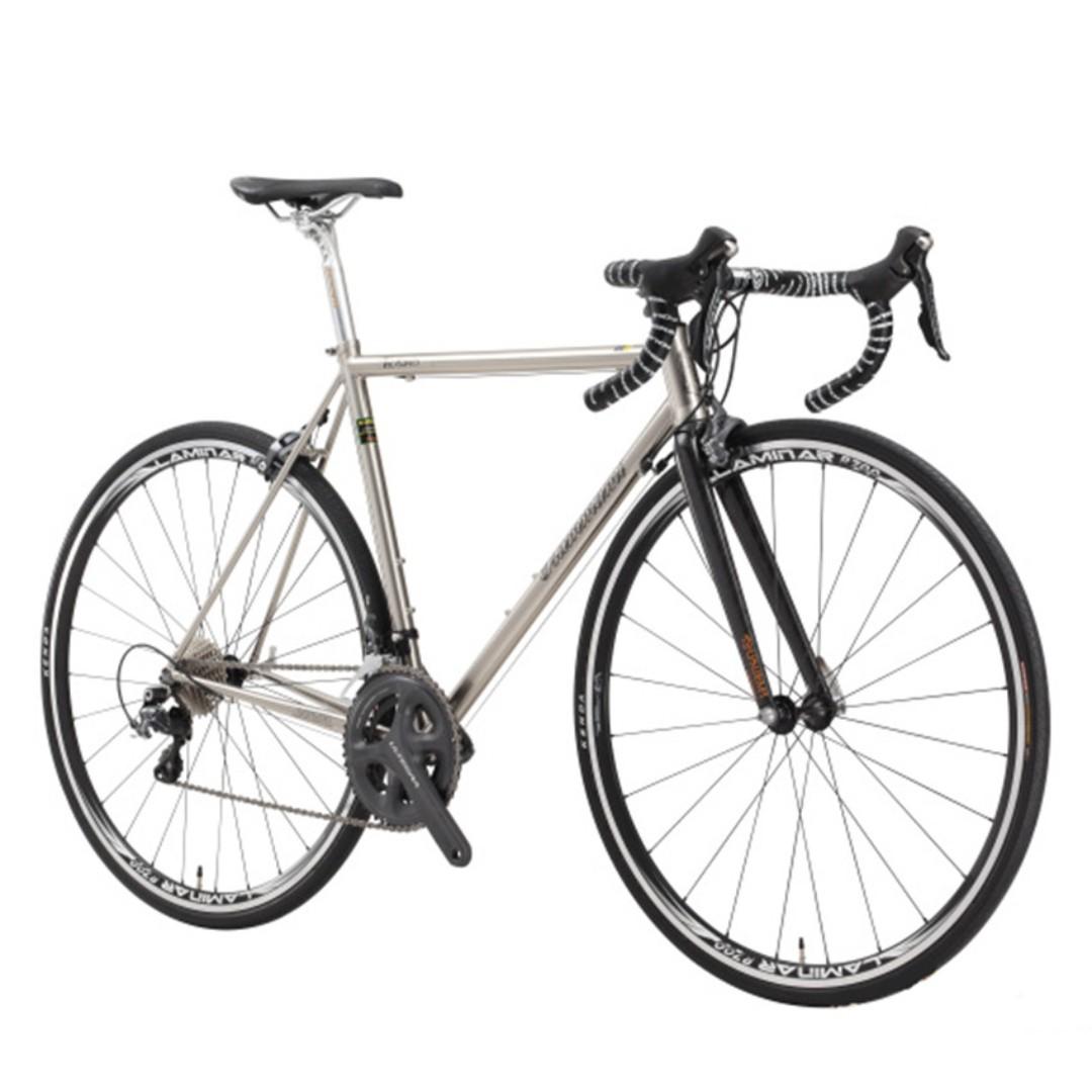 Tsunami road bike Frameset/ Full bike - Victoria - Superlative steel ...