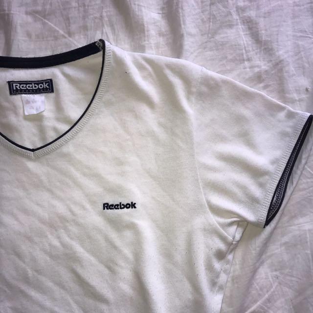 Vintage Reebok shirt