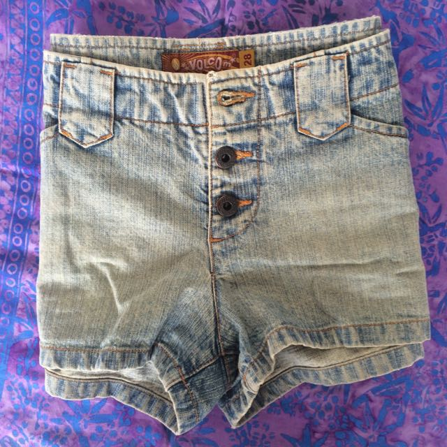 Volcom Washed Hotpants