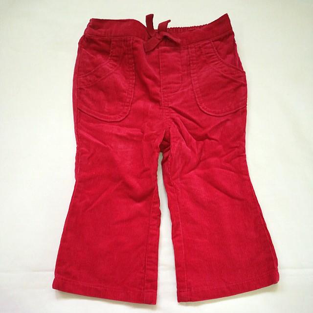 Wonder Kids Red Pants for Girls