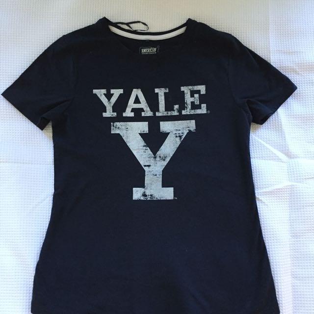 YALE shirt
