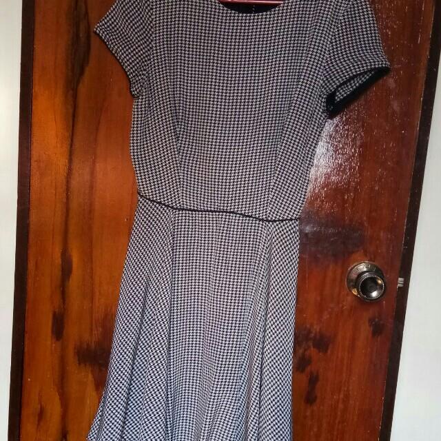 Zara Flowy Dress