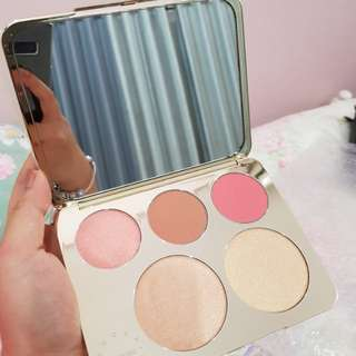 [NEW] Becca Jaclyn Hill Champagne Pop Collection Face Palette