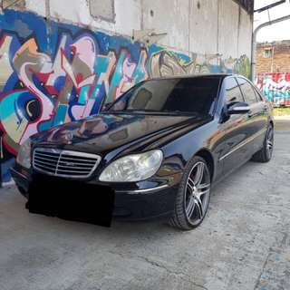 Mercedez benz s280 w220 2002