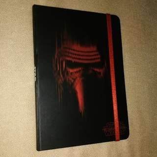 Star Wars' Darth Vader Notebook