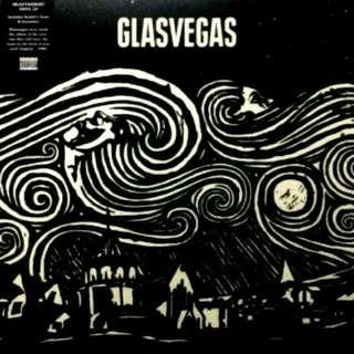 arthlp GLASVEGAS Self Titled 2008 LP Vinyl Record
