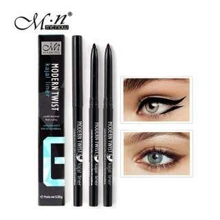 Menow Kajal Black Eyeliner
