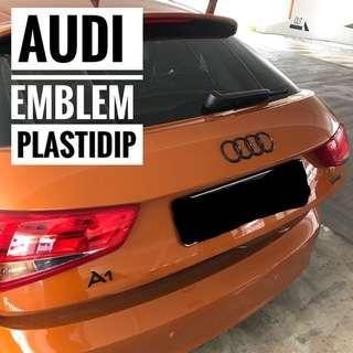 Audi A1 Plastidip Mobile Service Plasti Dip
