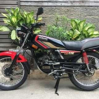 Yamaha RXKING135 Black 2004 Bali