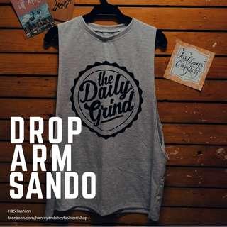 Drop arm sando