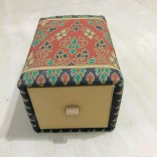 Banyan Tree Fabric Drawer Box