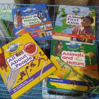 Educational Books SOLD AS A SET