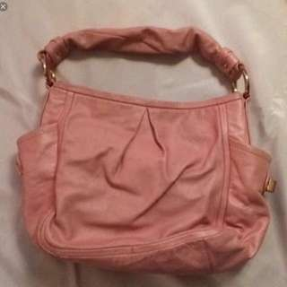 Authentic coach PUNL leather hobo bag, preloved