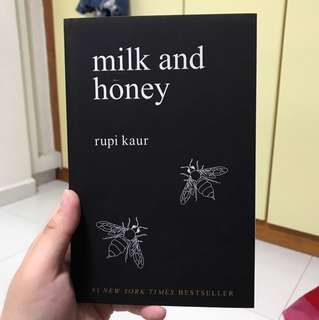 Milk and Honey by Rapi Kaur