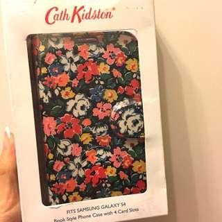 Samsung Galaxy S4 Cath Kidston Case 揭蓋手機殻