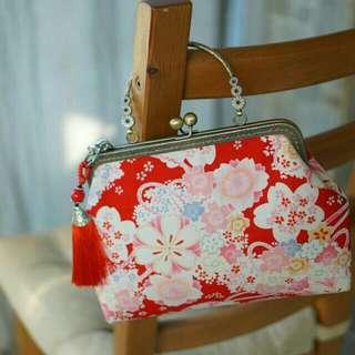 Handmade日本和式手袋
