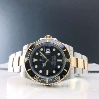 Brand new Rolex submariner 116613LN