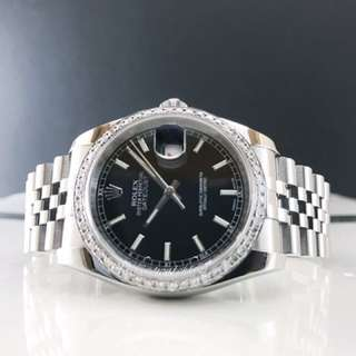 Pre owned Rolex Datejust 116200