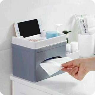 Desk Top with Tissue Holder