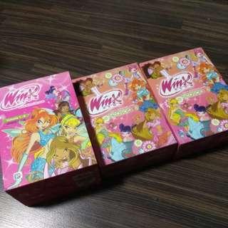 Winx Club DVD Sets