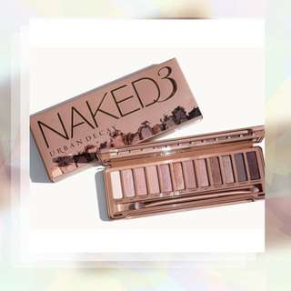 Urban Decay Naked 3眼影盤