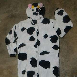 Costume t shirt cow